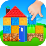 Download Construction Game Build with bricks APK, APK MOD, Cheat