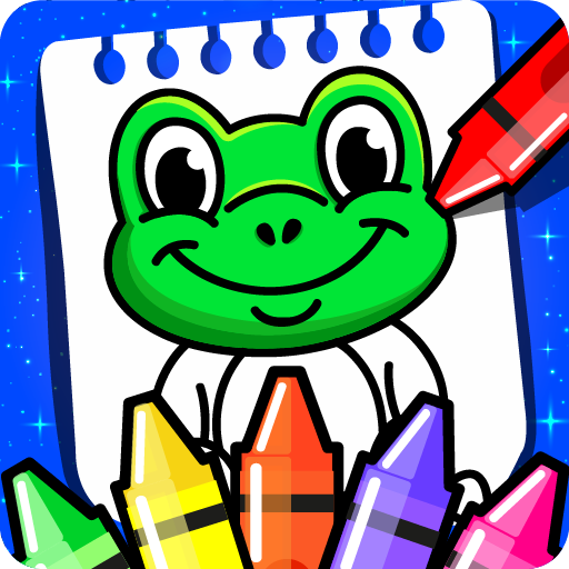 Free Download Coloring Games PreSchool Book For Kids APK MOD Cheat