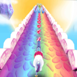 Free Download My Little Unicorn Runner 3D 2  APK, APK MOD, My Little Unicorn Runner 3D 2 Cheat