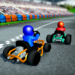 Free Download Rush Kart Racing 3D APK, APK MOD, Cheat