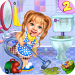 Free Download Sweet Baby Girl Cleaning Games: House Cleanup 2018 1.0.0 APK, APK MOD, Sweet Baby Girl Cleaning Games: House Cleanup 2018 Cheat