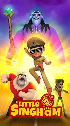 Little Singham 0.0.99 cheathackgameplayapk modresources generator 1