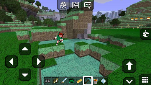 My Block Craft Pixel Adventure 1.0.9 cheathackgameplayapk modresources generator 1