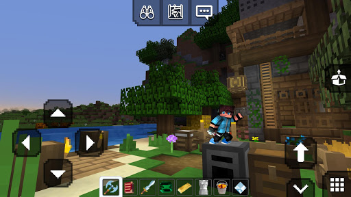My Block Craft Pixel Adventure 1.0.9 cheathackgameplayapk modresources generator 2