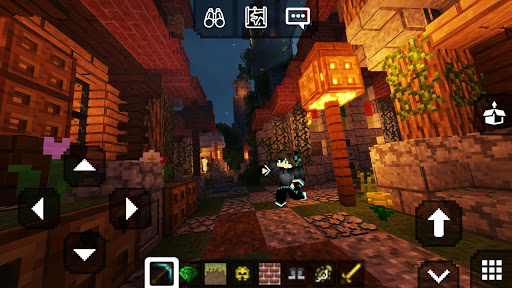 My Block Craft Pixel Adventure 1.0.9 cheathackgameplayapk modresources generator 3