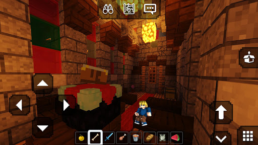 My Block Craft Pixel Adventure 1.0.9 cheathackgameplayapk modresources generator 4