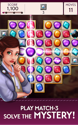 Mystery Match Puzzle Adventure Match 3 cheathackgameplayapk modresources generator 1