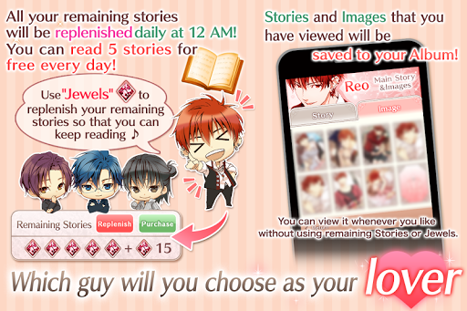 Hacked dating sims