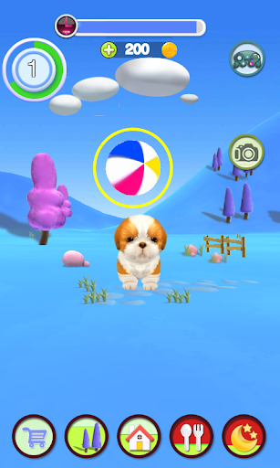 Talking Dog 1.0.6 cheathackgameplayapk modresources generator 1