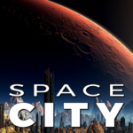 Download Space City: building game  APK, APK MOD, Space City: building game Cheat