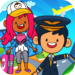 Download My Pretend Airport – Kids Travel Town Games  APK, APK MOD, My Pretend Airport – Kids Travel Town Games Cheat
