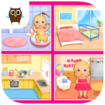 Free Download Sweet Baby Girl – Dream House and Play Time  APK, APK MOD, Sweet Baby Girl – Dream House and Play Time Cheat