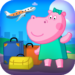 Free Download Hippo at the Airport: Adventure 1.0.8 APK, APK MOD, Hippo at the Airport: Adventure Cheat
