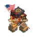 Download Clash of clans: American maps MOD APK Cheat